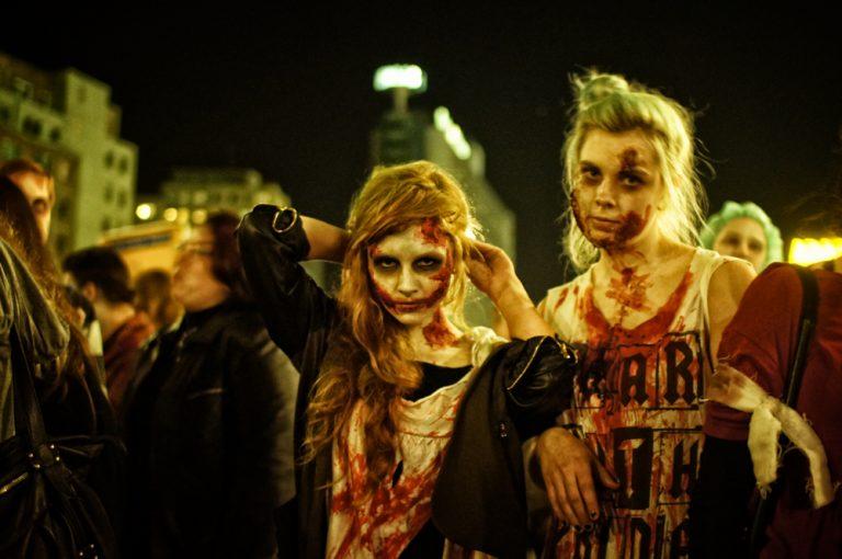 Berlin, Zombiewalk